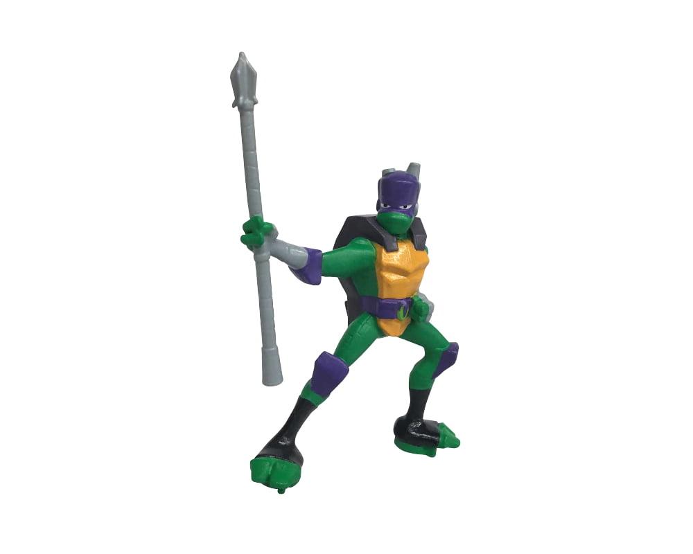 Wojownicze Żółwie Ninja: Ewolucja – Minifigurka blister - wojownicze-zolwie-ninja-minifigurka-donatello-pzn82050