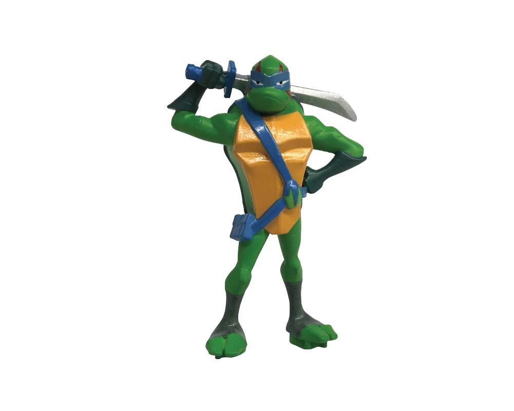 Wojownicze Żółwie Ninja: Ewolucja – Minifigurka blister - wojownicze-zolwie-ninja-minifigurka-leonardo-pzn82050