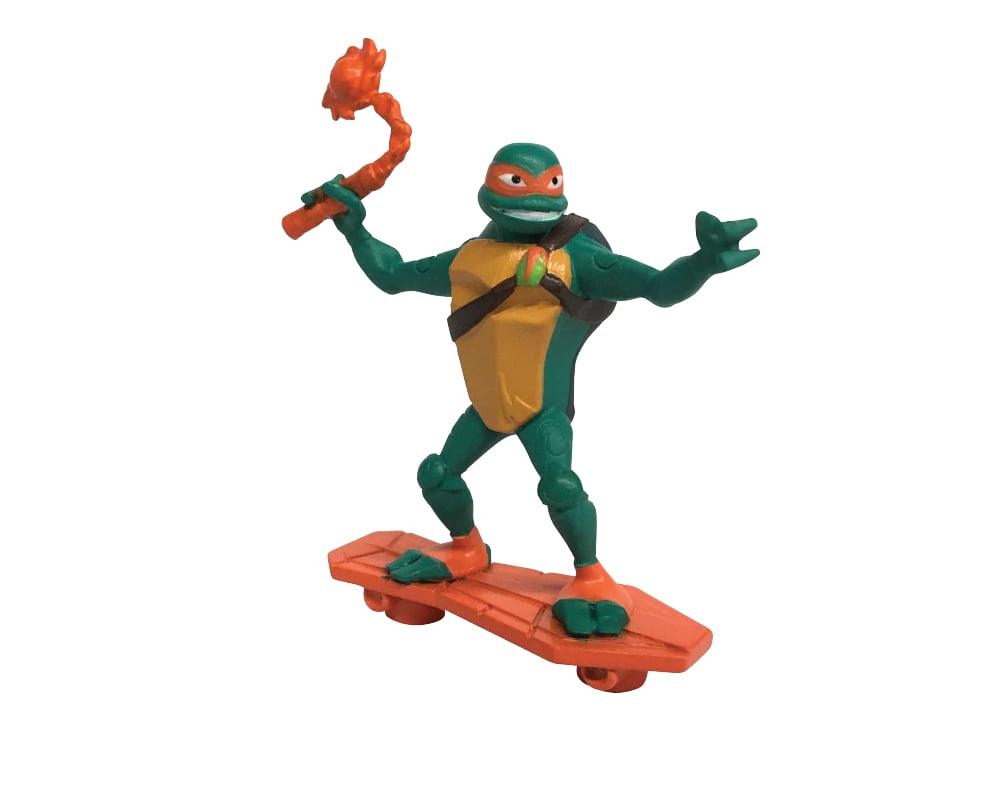 Wojownicze Żółwie Ninja: Ewolucja – Minifigurka blister - wojownicze-zolwie-ninja-minifigurka-michelanelo-pzn82050