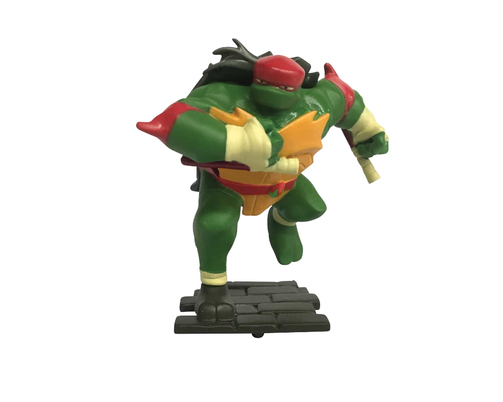 Wojownicze Żółwie Ninja: Ewolucja – Minifigurka blister - wojownicze-zolwie-ninja-minifigurka-raphael-pzn82050