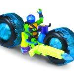 Wojownicze Żółwie Ninja: Ewolucja – Motocykl z figurką, 2 ass. - wojownicze-zolwie-ninja-motocykl-z-figurka-leonardo-2 - miniaturka