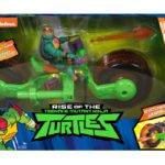 Wojownicze Żółwie Ninja: Ewolucja – Motocykl z figurką, 2 ass. - wojownicze-zolwie-ninja-motocykl-z-figurka-opakowanie-michelangelo - miniaturka