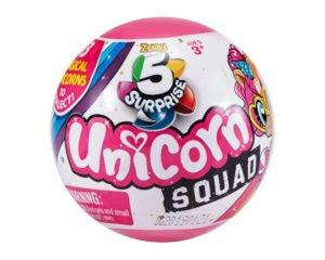Niespodzianek 5 Unicorn