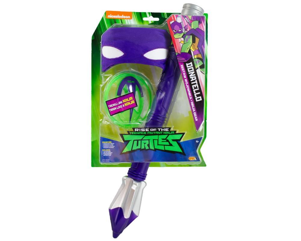 Wojownicze Żółwie Ninja: Ewolucja – Zestaw wojownika - wojownicze-zolwie-ninja-zestaw-wojownika-donatello-pzn82050