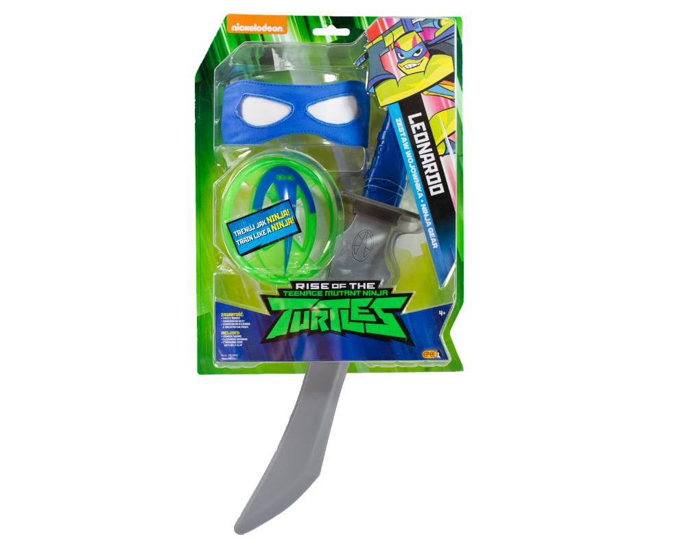 Wojownicze Żółwie Ninja: Ewolucja – Zestaw wojownika - wojownicze-zolwie-ninja-zestaw-wojownika-leonardo-pzn82050