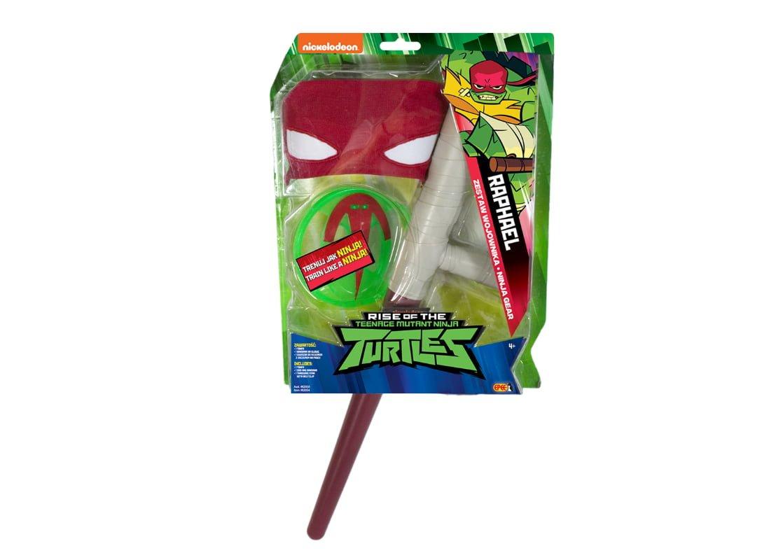 Wojownicze Żółwie Ninja: Ewolucja – Zestaw wojownika - wojownicze-zolwie-ninja-zestaw-wojownika-opakowanie