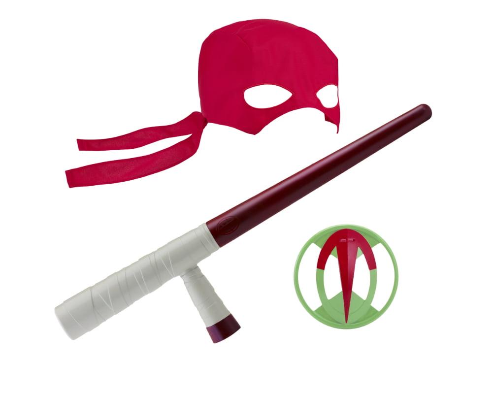 Wojownicze Żółwie Ninja: Ewolucja – Zestaw wojownika - wojownicze-zolwie-ninja-zestaw-wojownika-raphael-bez-opak-pzn82050