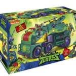 Wojownicze Żółwie Ninja: Ewolucja – Żółwioczołg, Mobilne Centrum Operacyjne  2 w 1 - zolwioczolg-opakowanie - miniaturka