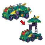 Wojownicze Żółwie Ninja: Ewolucja – Żółwioczołg, Mobilne Centrum Operacyjne  2 w 1 - zolwioczolg-zabawa-transformacja - miniaturka