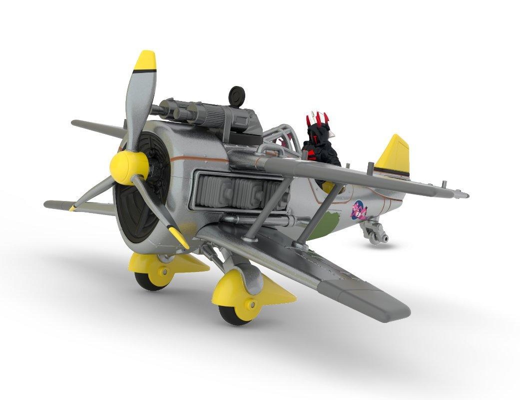 Fortnite – Burzolot, zestaw z figurką i 2 akcesoriami - 63610-fn-s1-2in-fig-x-4-stormwing-pk-2
