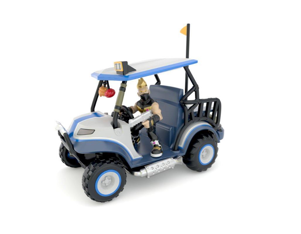 Fortnite – Pojazd z figurką i 2 akcesoriami - 63554-fn-s1-dlx-fig-vehicle-2