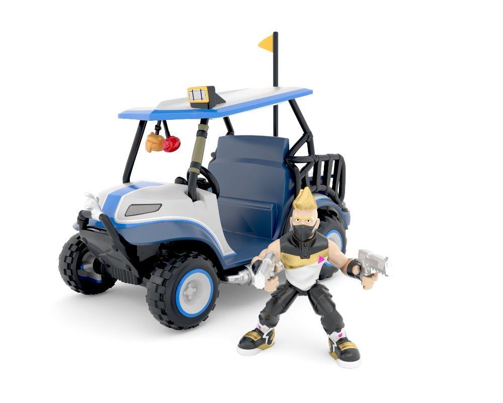 Fortnite – Pojazd z figurką i 2 akcesoriami - 63554-fn-s1-dlx-fig-vehicle