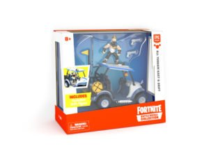 Fortnite – Pojazd z figurką i 2 akcesoriami