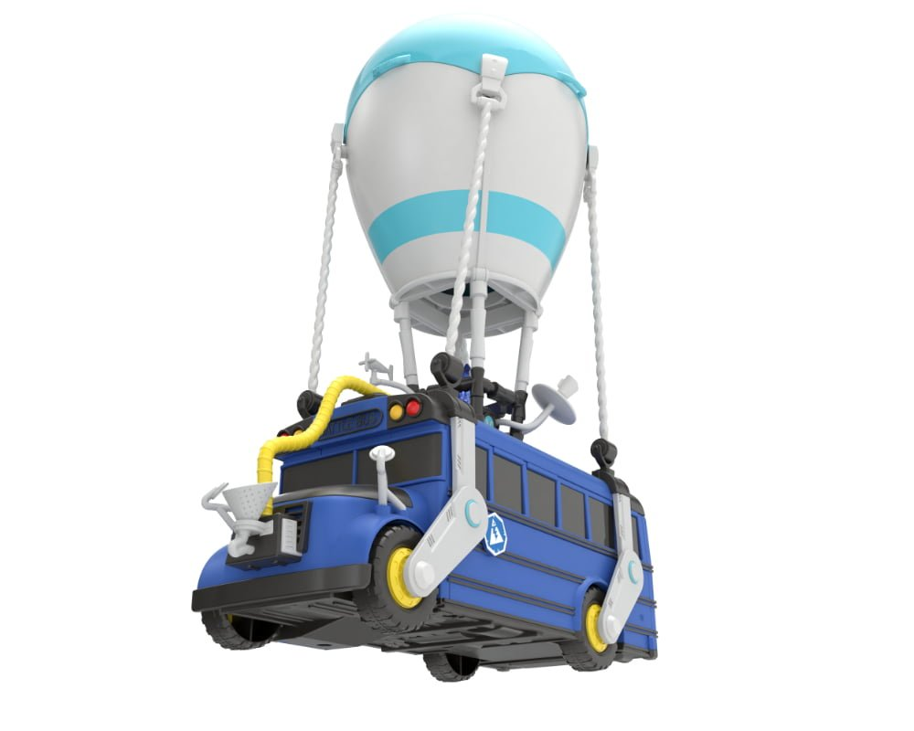 "Fortnite – Zestaw ""Autobus"" z 2 figurkami i 4 akcesoriami - 63512-fortnite-s1-battle-bus"
