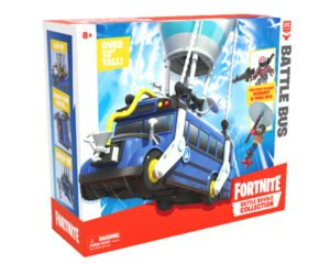"""Fortnite – Zestaw """"Autobus"""" z 2 figurkami i 4 akcesoriami"""
