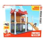 Fortnite – Mega Fort, zestaw z 2 figurkami i 4 akcesoriami - fortnite-zestaw-mega-fort-opakowanie - miniaturka
