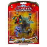 Gormiti – 4-pack figurek 5cm - gormiti-4-pack-opak2-gpgrm10 - miniaturka