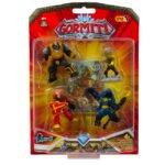 Gormiti – 4-pack figurek 5cm - gormiti-4-pack-opak3-gpgrm10 - miniaturka