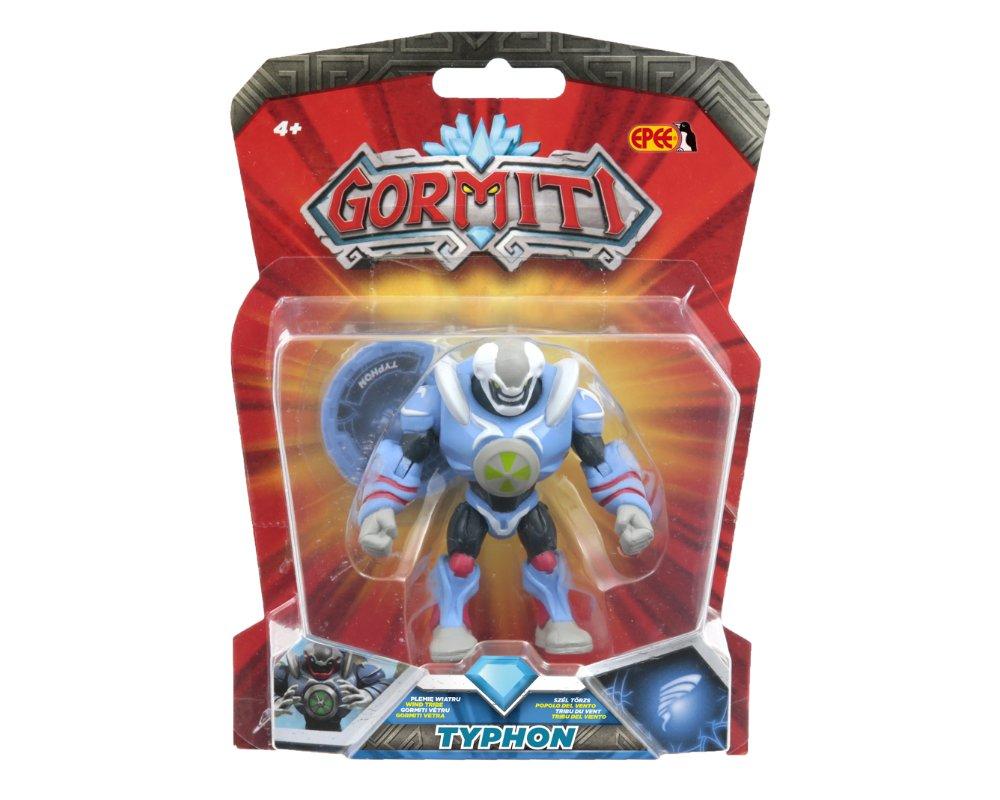 Gormiti – Figurka podstawowa 8 cm, 10 ass. - gormiti-figurka-podstawowa-8cm