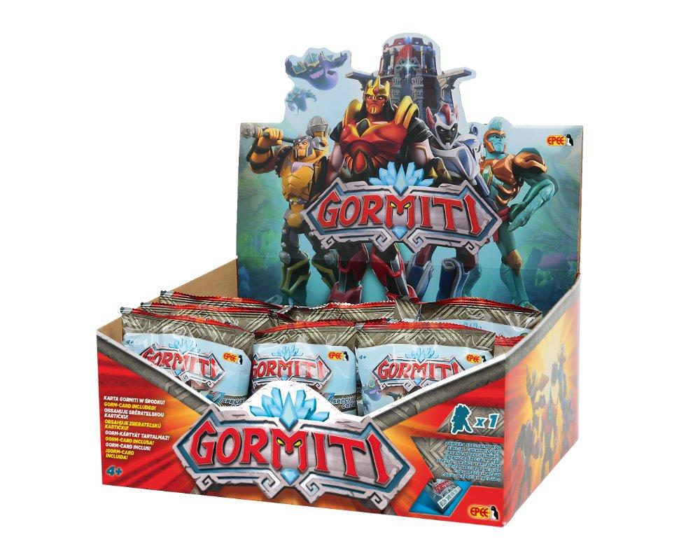 Gormiti – Figurka 5 cm w saszetce, 15 ass. - gormiti-saszetka-z-figurka-5-cm-cdu