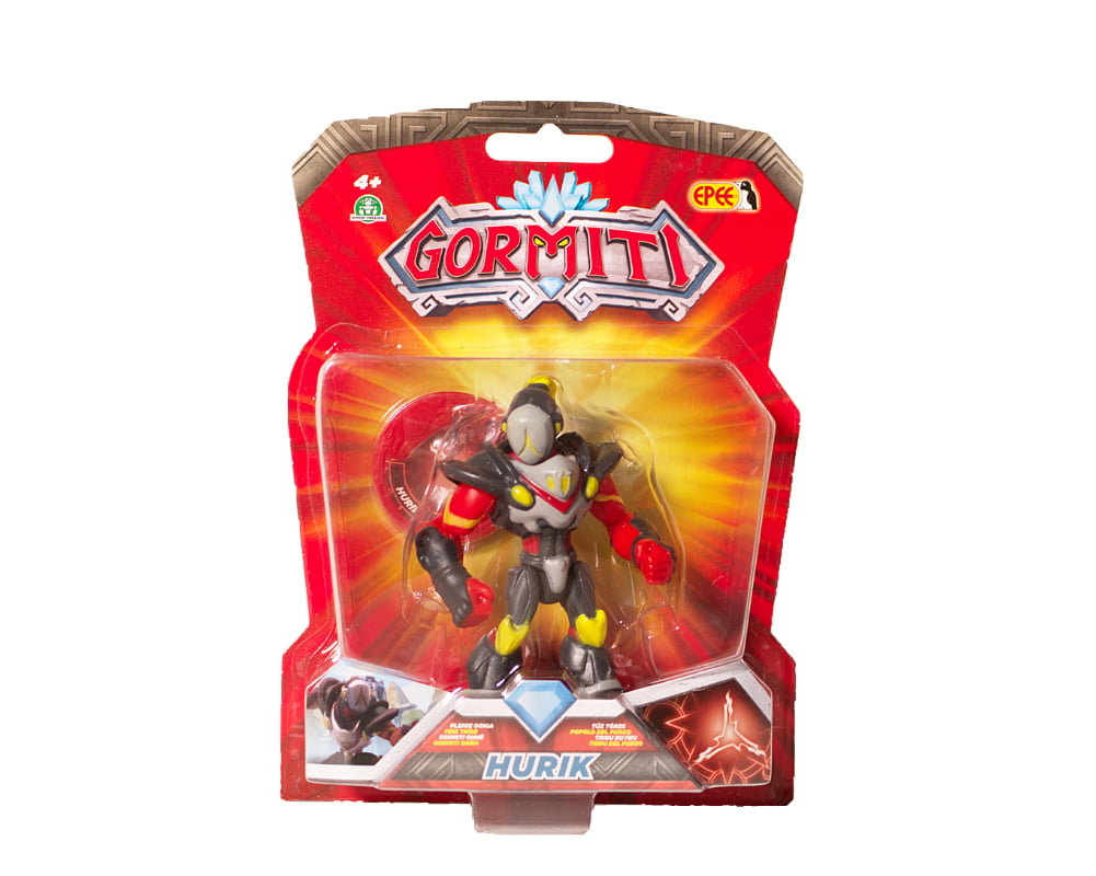Gormiti – Figurka podstawowa 8 cm, 10 ass. - gpgrm01-gormiti-figurka-podstawowa-8cm-hurik-w-opak