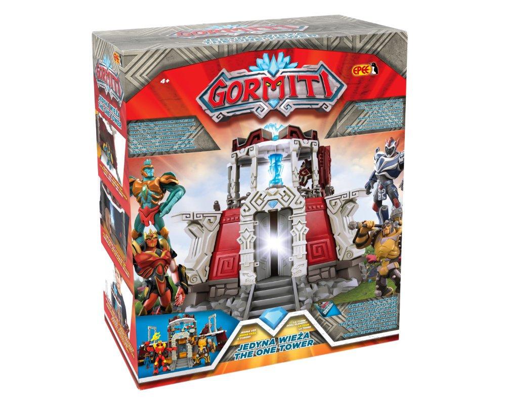 Gormiti – Jedyna Wieża, megazestaw - jedyna-wieza-opakowanie