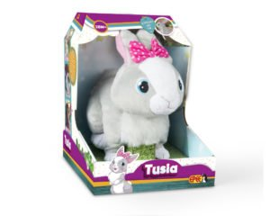 Tusia – Królik interaktywny