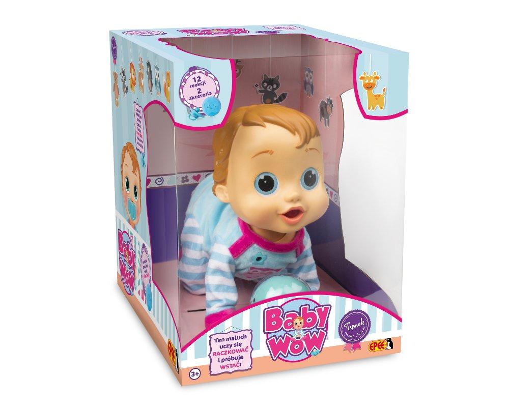 Baby Wow – Tymek – Lalka interaktywna - tymek-lalka-interaktywna-opakowanie