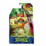 Wojownicze Żółwie Ninja: Ewolucja – Figurka akcyjna - figurka-akcyjna-z-dzwiekiem-opakowanie-raphael - miniaturka