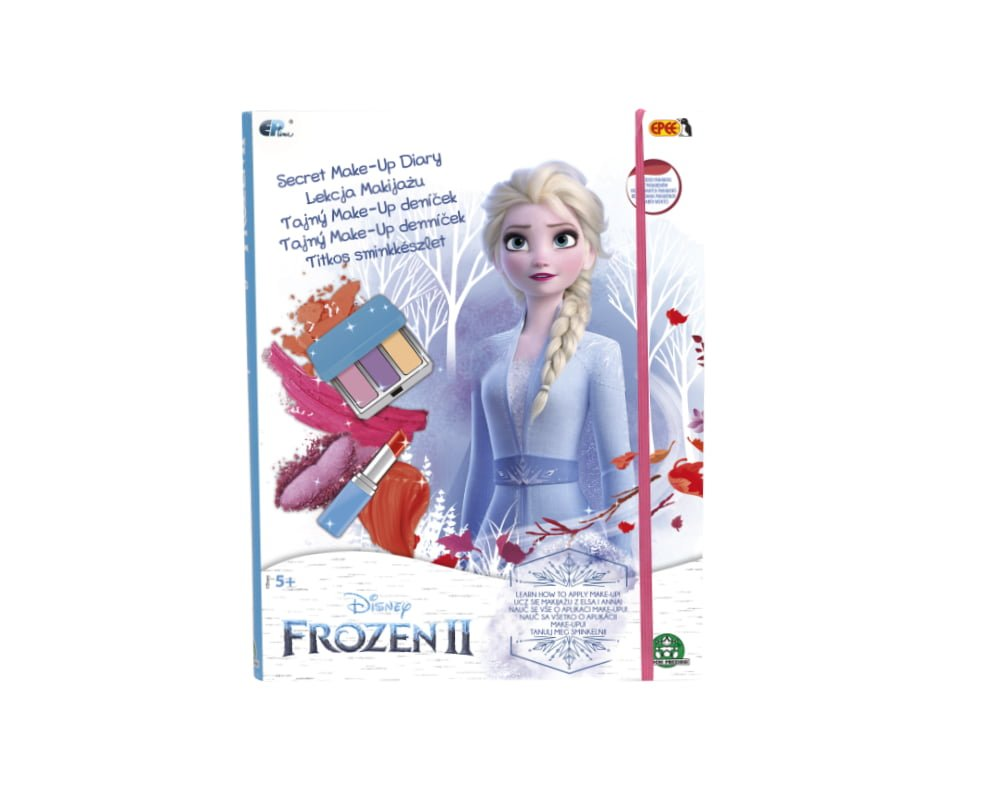 Frozen 2 – Kraina Lodu – Lekcja Makijażu - frozen-ii-lekcja-makijazu
