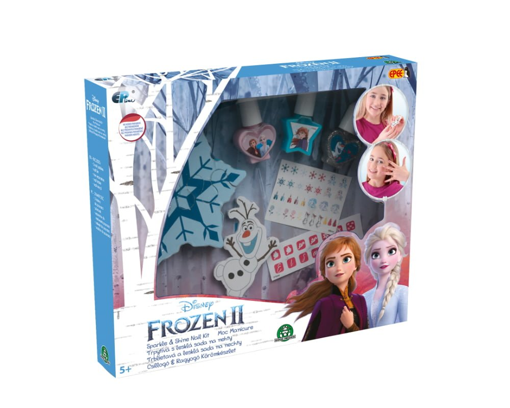 Frozen 2 – Kraina Lodu – Moc Manicure – zestaw do stylizacji paznokci - frozen-ii-moc-manicure-opakowanie