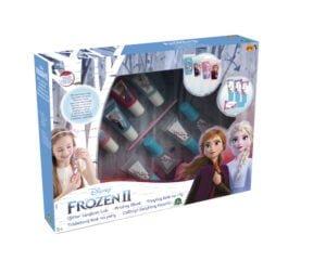 Frozen 2 – Kraina Lodu – Mroźny Blask – zestaw do kreacji błyszczyków
