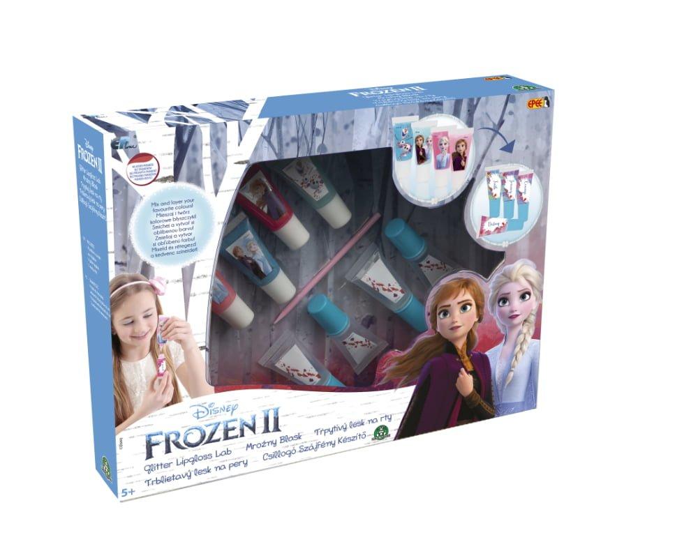 Frozen 2 – Kraina Lodu – Mroźny Blask – zestaw do kreacji błyszczyków - frozen-ii-mrozny-blask-opakowanie