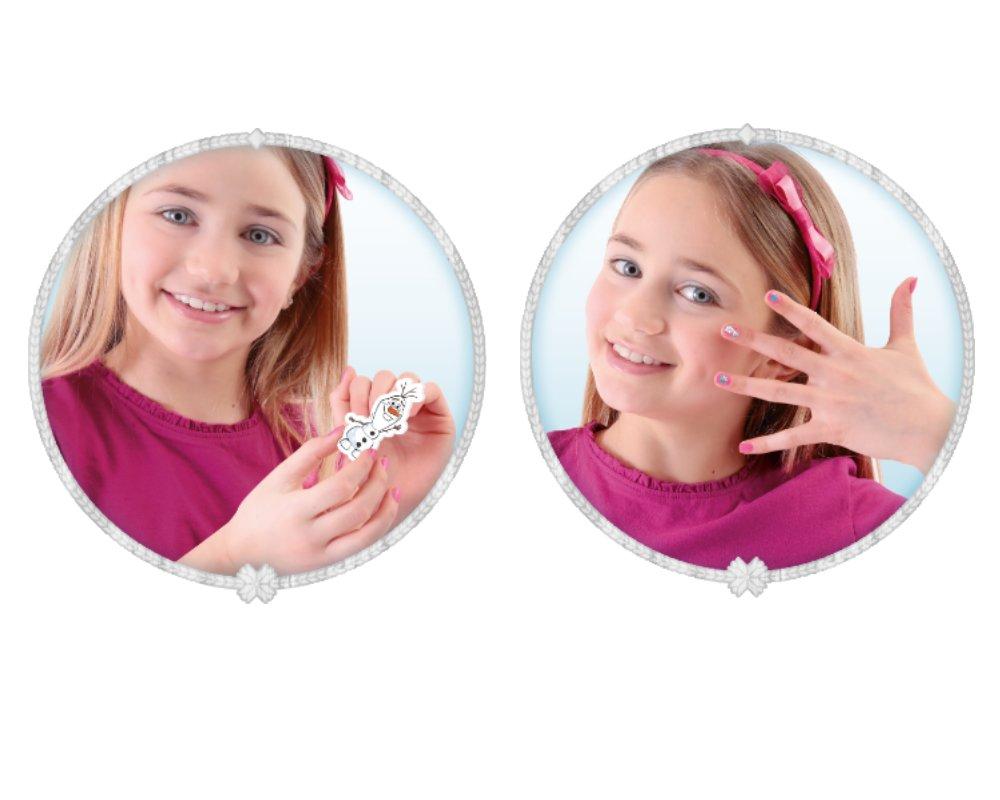 Frozen 2 – Kraina Lodu – Moc Manicure – zestaw do stylizacji paznokci - frozen-ii0moc-manicure-dziewczynka
