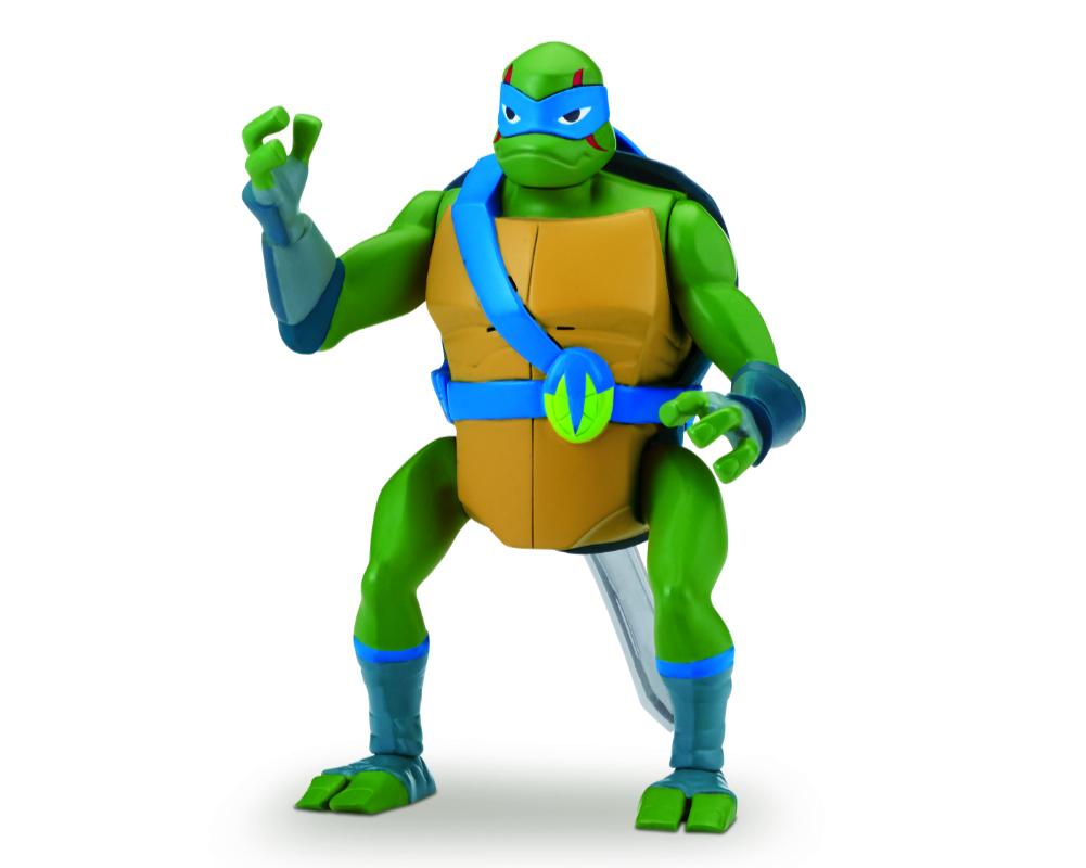 Wojownicze Żółwie Ninja: Ewolucja – Figurka akcyjna - pzn81400-wojownicze-zolwie-ninja-figurka-akcyjna-leonardo-bez-opak