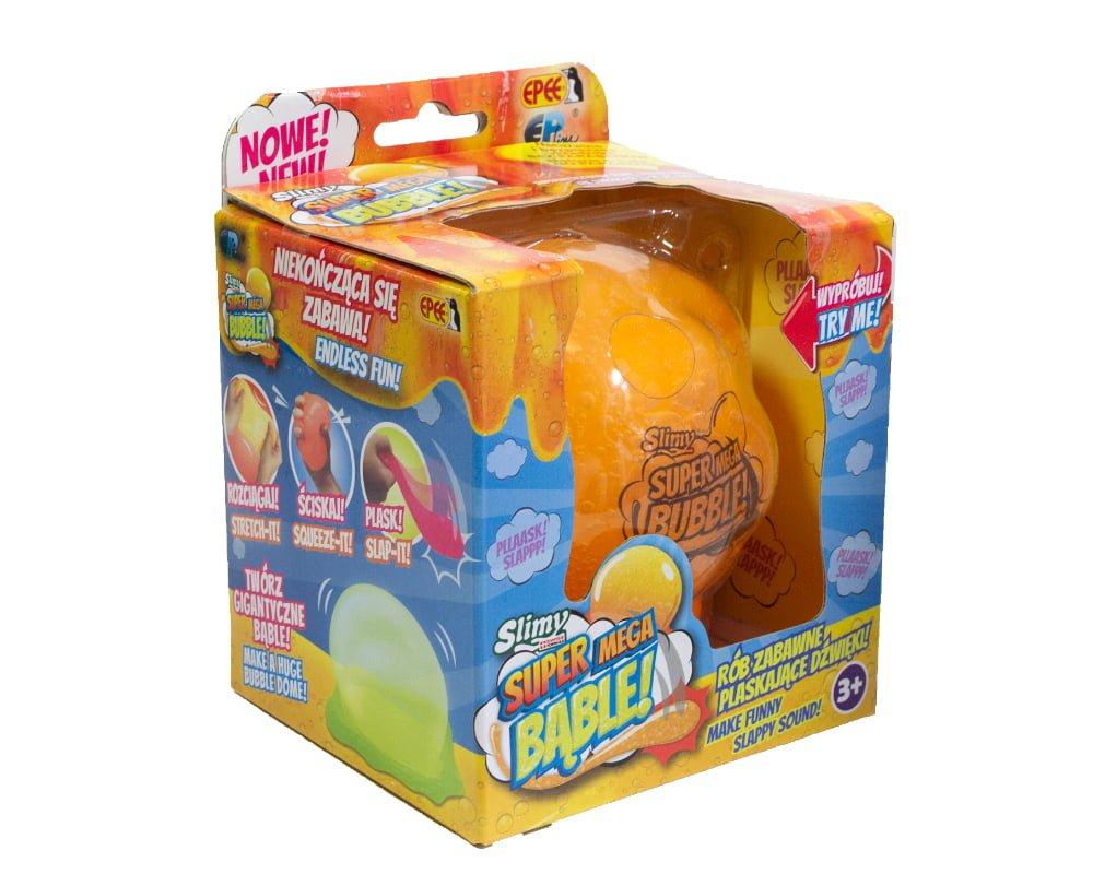 Slimy Mega Bąble - slimy-super-mega-bable-pomaranczowe
