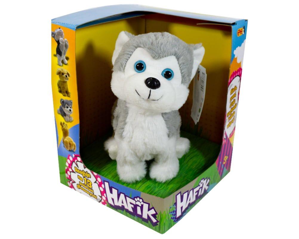 Hafik – pies interaktywny - hafik-w-opakowaniu-husky