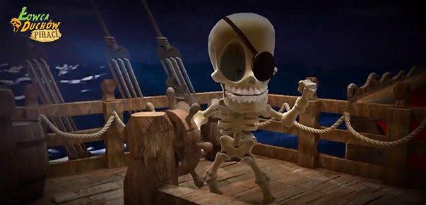Łowca Duchów – Piraci