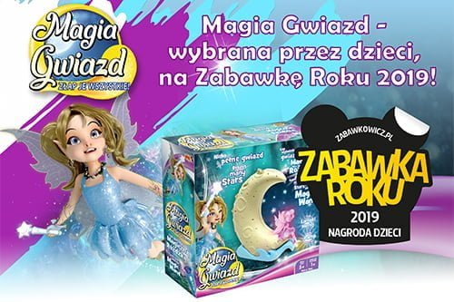 Magia Gwiazd Zabawką Roku 2019!