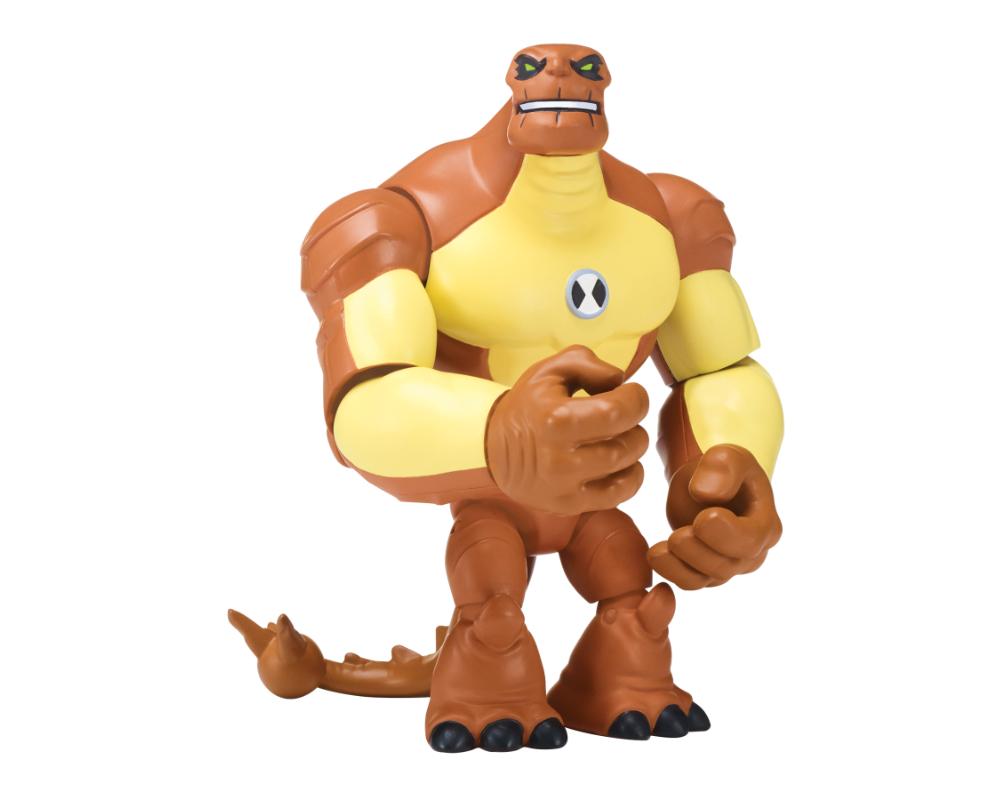 Ben 10 – Figurka podstawowa z akcesoriami 13 cm W7, 14 ass. - ben39610-ben10-figurka-podstawowa-gigantozaur