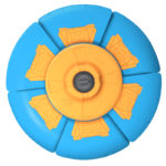 Latający Czasodysk - ep03709-latajacy-czasodysk-pomaranczowo-niebieski - miniaturka