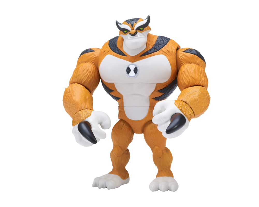 Ben 10 – Figurka podstawowa z akcesoriami 13 cm W8, 5 ass. - pbt76100-ben10-figurka-podstawowa-gniew