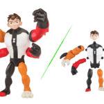 Ben 10 – Figurka podstawowa z akcesoriami 13 cm W8, 5 ass. - pbt76100-ben10-figurka-podstawowa-mix-n-match-ben-czteroreki-gniew - miniaturka