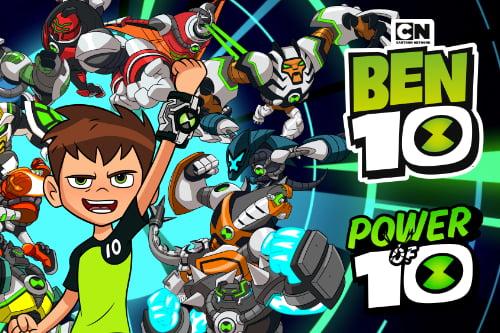 Moc 10 – nowy cykl o przygodach Ben 10 i jego załogi startuje na Cartoon Network!