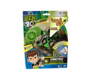 Ben 10 – Omnitrix Projektor Obcych