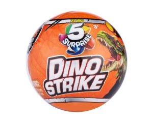 Niespodzianek 5 Dino Strike