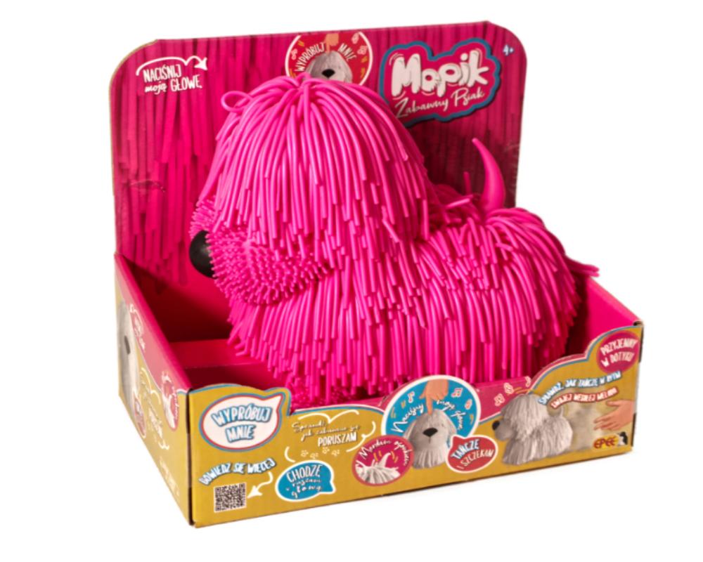 Mopik – Zabawny Psiak - ep03859-mopik-w-opak-rozowy