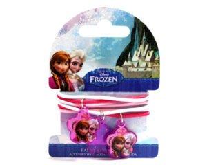 Frozen – Kraina Lodu – Gumki do włosów