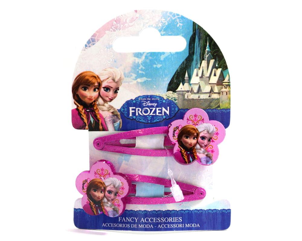 Frozen – Kraina Lodu – Spinki do włosów - frozen1-spinki-do-wlosow2-ldf7101