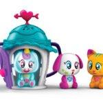 Luminki – Świecący Przyjaciele – Gwiezdna Chatka ze zwierzakiem, 2 ass. - luminki-swiecacy-przyjaciele-gwiezdna-chatka-kompozycja-ep03856 - miniaturka